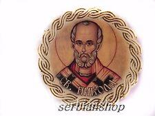 Fridge Magnet Serbian Souvenir St Nicholas Magnet Sveti Nikola Orthodox
