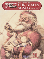 E-Z Play Today 346 - BIG CHRISTMAS SONGS & CAROLS Easy Keyboard Music Book EZ