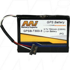 3.7V 750mAh Replacement Battery Compatible with Mitac T300-3
