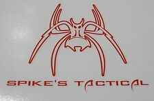 Spikes Tactical Spider Decal Rifle Gun Pistol Shooting Hunting Tactical AR-15