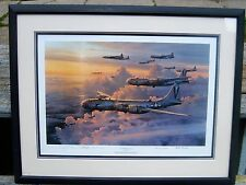 Robert Taylor Signed & #Ed Limited Edition Print-Valor In The Pacific - 476/1250