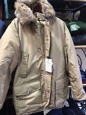 Woolrich Artic parka S beige