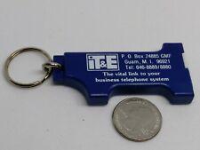 Vintage IT&E Ink Pen Keychain