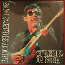 Bruce Springsteen - Streets On Fire - 2Lp TMOQ repress with Swingin' pig labels.