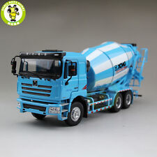 1/35 XCMG MAN Schwing Concrete Mixing Truck Construction Machinery Diecast Model