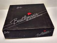 Classic Beatlemania Illustrated Treasury The Trivia Board Game 1984        gm213