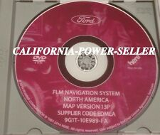 13P Update 2007 2008 Ford Expedition XLT Limited EDGE F-150 Navigation DVD Map