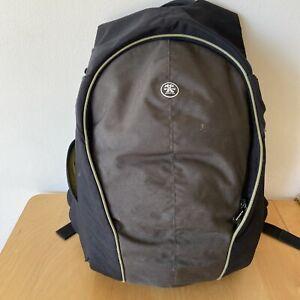 Crumpler The Belly XL Dark Grey/Black Backpack