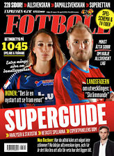 Expressen Fotboll Allsvenskan 2019 - Sweden Football Season Preview Magazine