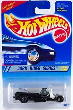 Hot Wheels No. 300 Dark Rider Series Rigor-Motor #4 7 Spoke Wheels New 1995