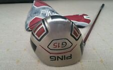 Ping left handed G15 10.5° driver R