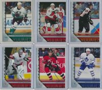 2005-06 Upper Deck Series 1 YOUNG GUNS Rookie U-Pick COMPLETE YOUR SETS