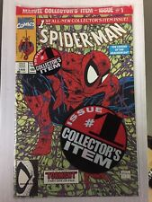 SPIDER-MAN #1, Green Bagged Cover, Todd McFarlane, Marvel comics
