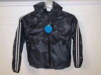 Boys George Camo Windbreaker Jacket Coat Full Zip Outerwear