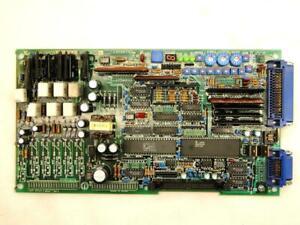 Yaskawa CACR-SRCA10BBB-Y37 REV.D16 Control Board