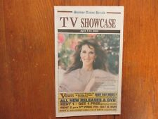 April  7, 2002 Norristown Pa. TV Magazine (CELINE  DION: A  NEW  DAY  HAS  COME)