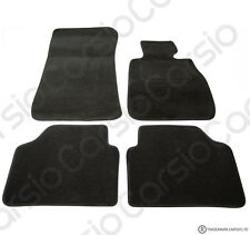 BMW 3 Series E90 E91 2005-2012 Tailored Carpet Car Floor Mats Black 4pc Set