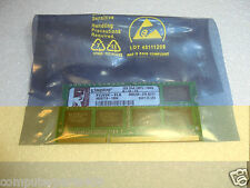 Kingston 2 GB PC3-10600S DDR3-1333 Laptop Memory RAM XVJ69K-ELA
