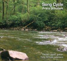 Lippel; Arnold-Song Cycle: Franz Schubert, Li CD NEW