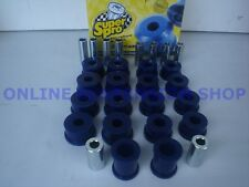 Suits Toyota Prado 95 SUPER PRO Rear Suspension Bush Kit