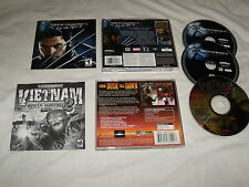 Wolverine's Revenge (PC, 2003) & Elite Forces Vietnam 2 Special Assignment 2