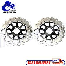 1 Pair Suzuki Front Brake Rotor Disc GSF 1200 Bandit 1995-2005 RF900R 1994-1999