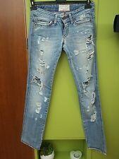 Jeans Rosso di Sera taglia 38