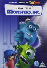 Monsters, Inc Disney Pixar (DVD)