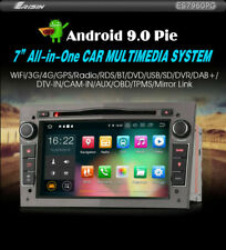 "RADIO DVD 7"" EXCLUSIVA OPEL HD ANDROID 9 4GB RAM GPS BLUETOOTH, CÁMARA DE REGALO"