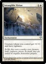 4x INTANGIBLE VIRTUE Modern Event Deck MTG White Enchantment Unc