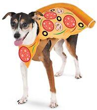 Brand New Pizza Slice Pet Suit, Large