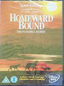 Homeward Bound, Walt Disney movie : Story about courage, adventure and friends