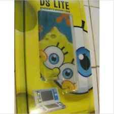 *** Spongebob Squarepants DS Lite Removable & Reusable Skin NEW 2009 ***