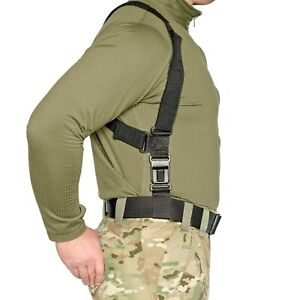 Military Tactical Combat Suspenders