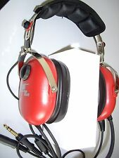 GA Headset, Pilot Headset, Aviation Headset, Student Pilot, Gel Seals