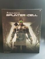 Tom Clancy's Splinter Cell Sam Fisher High-Frequency Sonar Goggles Figure Statue