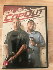 DVD - COP OUT - BRUCE WILLIS