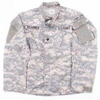 Vintage US ARMY Combat Uniform Digital Camo Lightweight Jacket Size Men's Medium