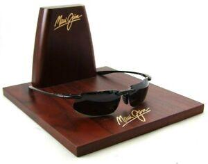 Maui Jim Kanaha MJ909-02 Sunglasses Black Frames ONLY/ RX Lenses Eye Glasses