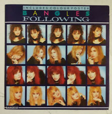 "The Bangles Following Single 7"" UK 1987 Portada póster"