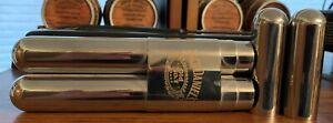 jack Daniels Double Tube Cigar Holder