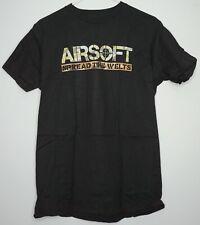 NEW AIRSOFT Spread The Welts Men's Medium Black T-Shirt