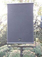 PA System Bell M 15 pro Fullrange oder TopTeile 2 Stück