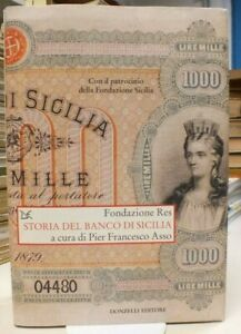 STORIA DEL BANCO DI SICILIA - (SIC115)