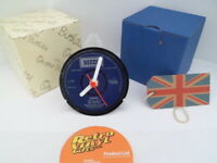 THE CASUALS RECORD CLOCK -  actual VINYL RECORD CENTRE Desk / Side Table
