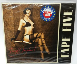 TAPE FIVE - Tonight Josephine ! /CD digipack sealed