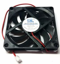 Brushless Case Fan 80mm x 80mm x 10mm 2pin 12V Cooling Fan GDT - Aussie Seller