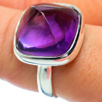 Amethyst 925 Sterling Silver Ring Size 8.5 Ana Co Jewelry R34307F