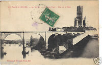 81 - cpa - ALBI - Les trois ponts