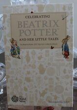2017 Royal Mint Beatrix Potter 50p Coin Collector Album Folder
